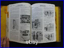 1970 Caterpillar D8 Crawler Tractor Service Repair Manual Ser # 36a4 46a1