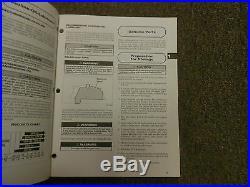 1997 Arctic Cat Bearcat 454 4X4 ATV Service Repair Shop Manual FACTORY NEW 1997x