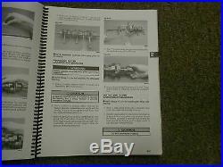 2000 Arctic Cat Service Manual Snowmobile Edition FACTORY OEM BOOK 00 2 VOL SET