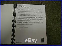 2001 Arctic Cat Service Repair Shop Manual Volume I FACTORY OEM BOOK 01 DEAL