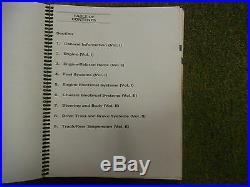 2002 ARCTIC CAT Service Shop Repair Manual SET BOOKS OEM SNOWMOBILE FACTORY