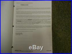 2003 Arctic Cat ATV 250 300 400 500 TBX Automatic Manual Service Repair Manual x