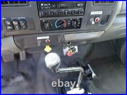 2005 Ford F650 Maintainer Service Truck With 3824 Hydraulic Crane Air Compressor