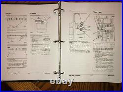 3406b Cat Caterpillar Repair Shop Manual Service Truck Engine Binder Book