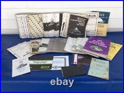 87 Vintage Snowmobile Service Parts Owner Manuals Arctic Cat Yamaha HUGE LOT