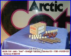 Arctic Cat Salsbury Service Kit # 0100-120 Springs Pins Bushings 690115 1190