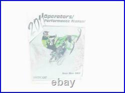 Arctic Cat Sno Pro 500 Operators Performance Manual Service OEM for 2011