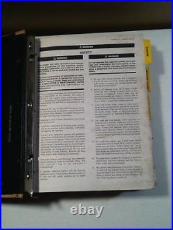 CAT 926 Wheel Loader Service Manual OEM