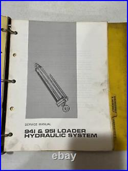 CAT 941 Track Type Loader Service Manual