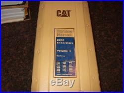 CAT CATERPILLAR 320C EXCAVATOR SERVICE MANUAL VOLUME II