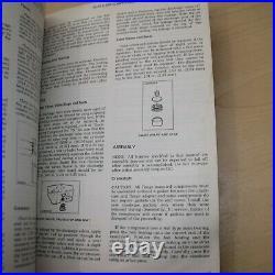 CAT CATERPILLAR 3408 Marine Industrial Diesel Engine Repair Shop Service Manual