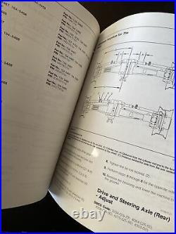 CAT CATERPILLAR 416C 426C 436C 428C 438C BACKHOE Shop Book SERVICE REPAIR MANUAL