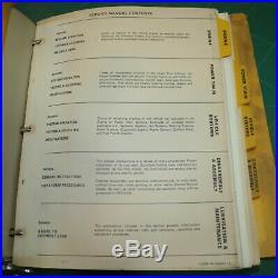 CAT CATERPILLAR 941 Track Loader Crawler Owner Repair Shop Service Manual book