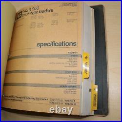 CAT CATERPILLAR 943 953 Crawler Track Loader Owner Repair Shop Service Manual