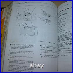 CAT CATERPILLAR 963C Track Crawler Loader Repair Shop Service Owner Book Manual
