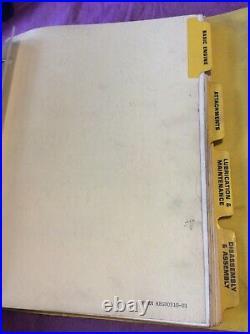 CAT CATERPILLAR D334 92B 93B Engine Repair Shop Service Manual Book Guide Diesel