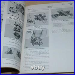 CAT CATERPILLAR D6B Tractor Repair Shop Service Manual crawler 37A 44A series