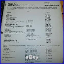 CAT CATERPILLAR D6N CRAWLER TRACTOR DOZER SERVICE SHOP REPAIR Owner MANUAL BOOK