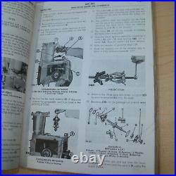 CAT CATERPILLAR D7 Tractor Repair Shop Service Manual crawler overhaul book 48A