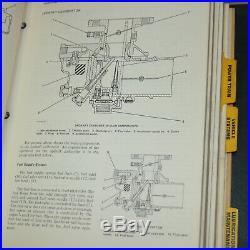 CAT CATERPILLAR TOWMOTOR V110 V130 V150 Forklift Repair Shop Service Manual Book