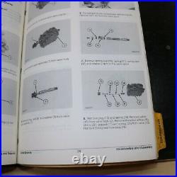 CAT CATERPILLAR V110 V130 V150 Forklift Repair Shop Service Maintenance Manual
