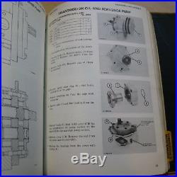 CAT Caterpillar 12G Motor Grader Service Parts Operator Repair Manual shop owner