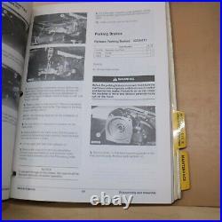 CAT Caterpillar 215C Crawler Excavator Service Manual Repair shop maintenance