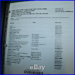CAT Caterpillar 216B3 226B3 236B3 242B3 252B3 247B3 257B3 Loader Service Manual