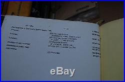 CAT Caterpillar 225 225B 229 Excavator Repair Shop Service Manual engine book OE
