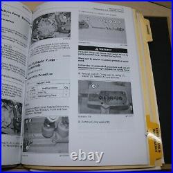 CAT Caterpillar 303C 303.5C Excavator Repair Shop Service Manual crawler owner