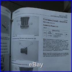 CAT Caterpillar 308C CR Crawler Excavator Repair Shop Service Manual owner book