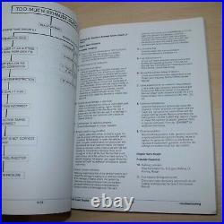 CAT Caterpillar 3116 Diesel Truck Engine Service Manual repair Shop book 1989