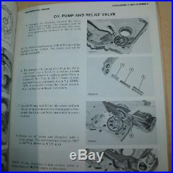 CAT Caterpillar 3208 Diesel Engine Service Manual Repair Shop overhaul book 3Z