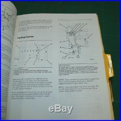 CAT Caterpillar 322 Crawler Excavator Shop Service Manual repair owner operator