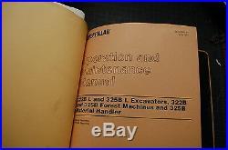 CAT Caterpillar 325B L Excavator Repair Shop Service Manual crawler maintenance