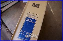 CAT Caterpillar 330B L Excavator Repair Service Manual shop crawler trackhoe OEM