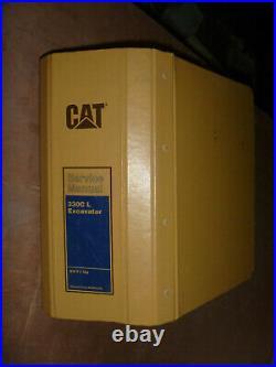 CAT Caterpillar 330C L Hydraulic Excavator Shop Service Repair Manual DKY1