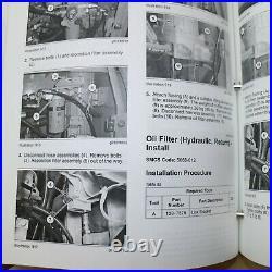 CAT Caterpillar 330D 336D Excavator Waste Handler Repair Shop Service Manual 1