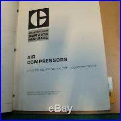CAT Caterpillar 3406B PEEC Truck Engine Repair Shop Service Manual owner book