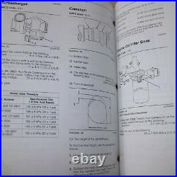 CAT Caterpillar 3406E Diesel Truck Engine Service Manual repair maintenance shop
