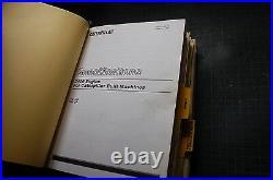CAT Caterpillar 375 L Excavator Repair Shop Service Manual crawler book overhaul