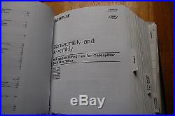 CAT Caterpillar 390D Excavator Repair Shop Service Manual crawler operator book