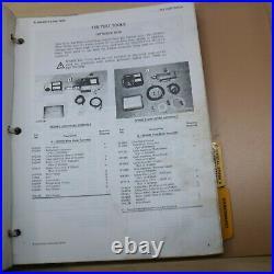 CAT Caterpillar 518 Log Skidder Feller Buncher Repair Shop Service Owner Manual
