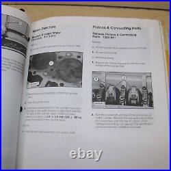 CAT Caterpillar 527 Track Skidder Repair Shop Service Manual Owner operator book