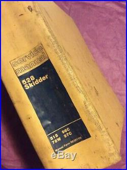 CAT Caterpillar 528 SERVICE SHOP REPAIR MANUAL SKIDDER 51S 78W 96C 97C Book List