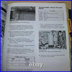 CAT Caterpillar 615 Pan Scraper Repair Shop Service Manual owner operator book