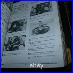 CAT Caterpillar 621E Scraper Pan Repair Shop Service Manual owner book overhaul