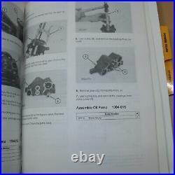 CAT Caterpillar 621F Scraper Repair Shop Service Manual pan overhaul tractor OEM