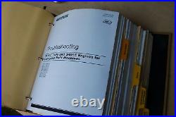 CAT Caterpillar 740 Dump Quarry Ejector Truck Repair Shop Service Owner Manual