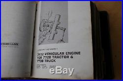 CAT Caterpillar 772B 773B Truck Repair Shop Service Manual rock quarry owner oem